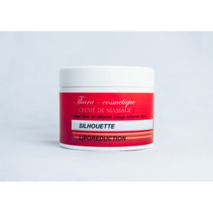 Creme de massage silhouette liporeduction
